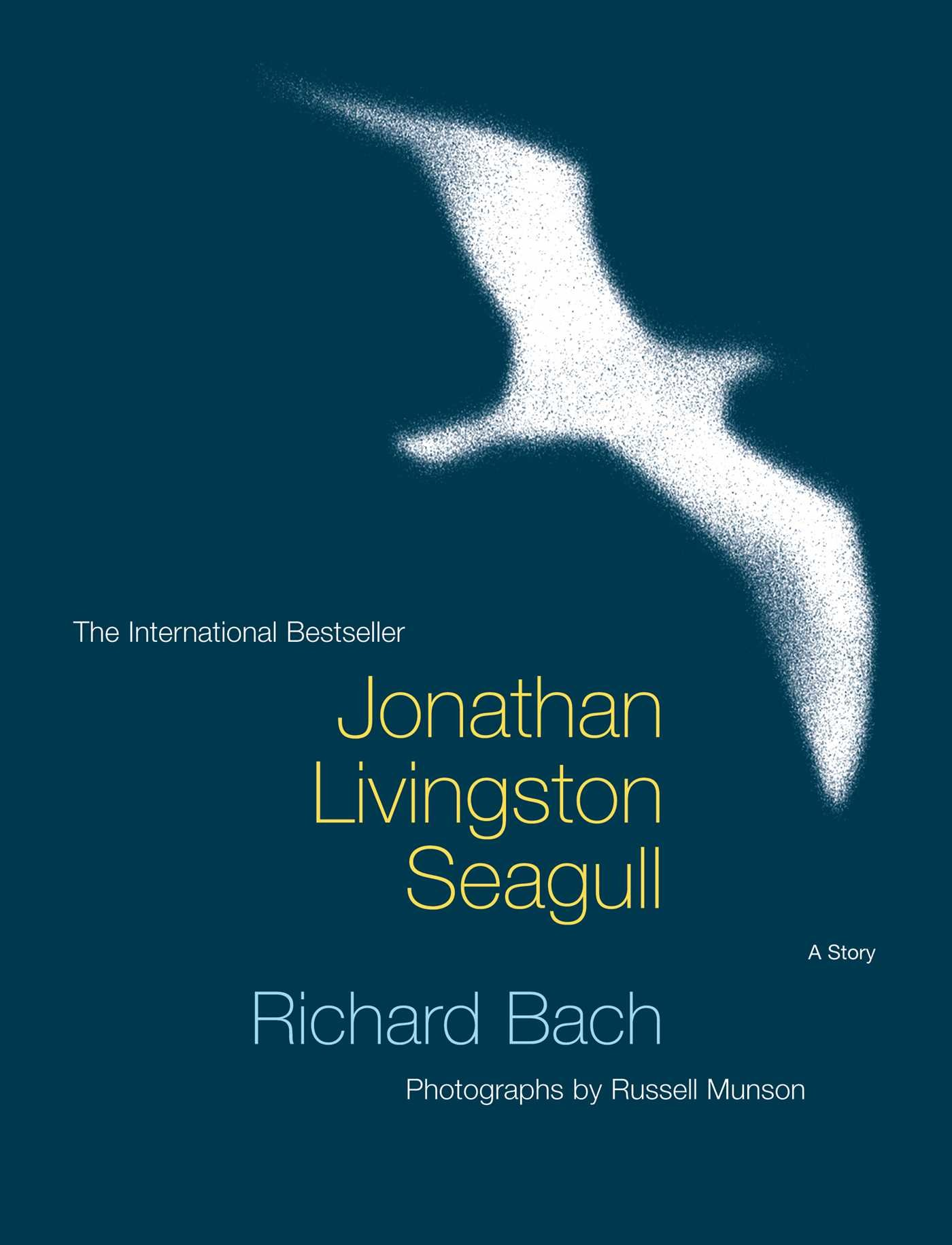 jonathan livingston seagull book cover