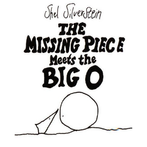 Cover of The Missing Piece Meets The Big O