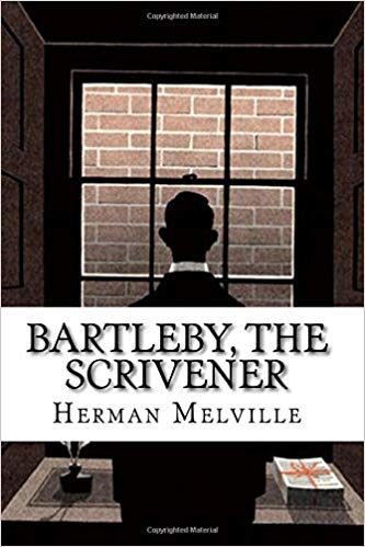 Bartleby the Scrivener book cover